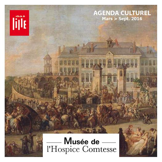 Agenda Programme du musée de l'hospice comtesse lille