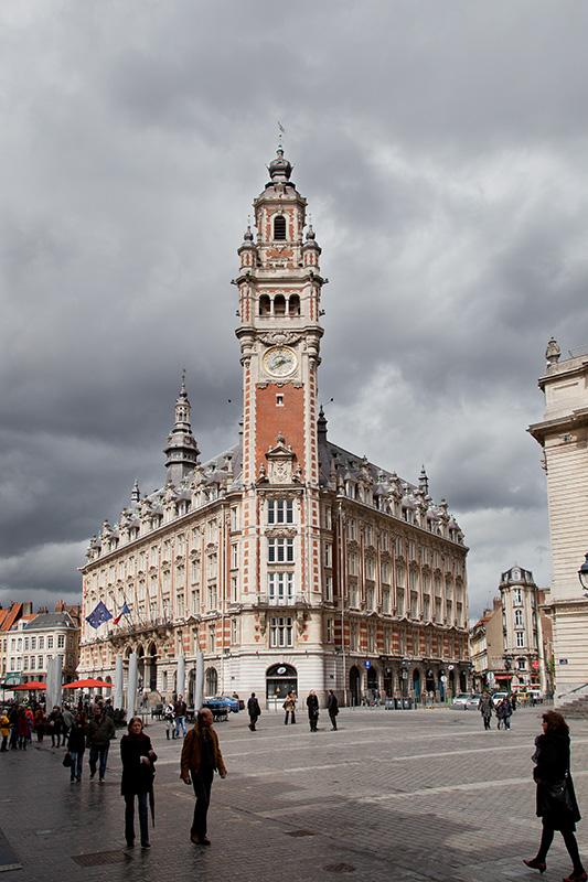 Lille - Chambre de commerce et d'industrie © Thomas Karges