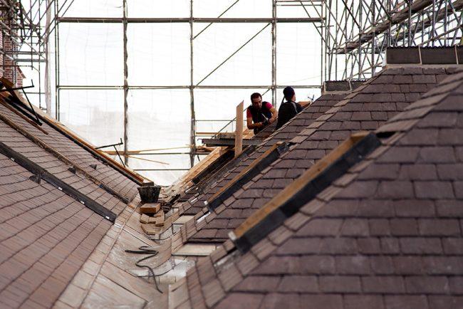 Lille - Fives chantier Église Notre-Dame © Thomas Karges