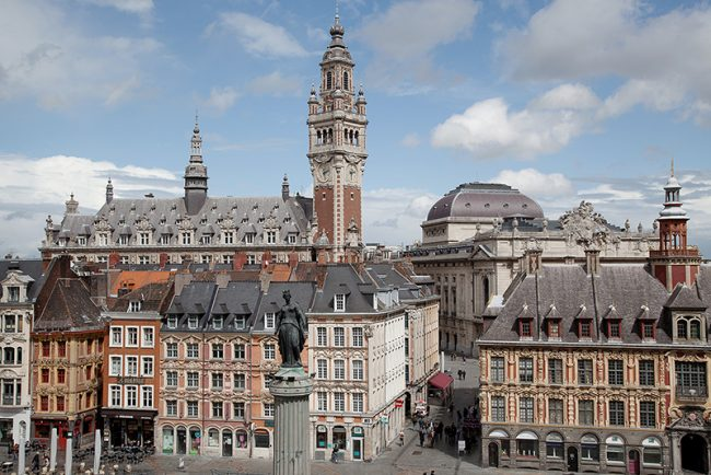 Lille - Grand Place © Thomas Karges