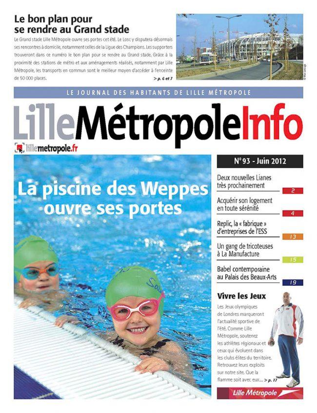 Lille Métropole MEL