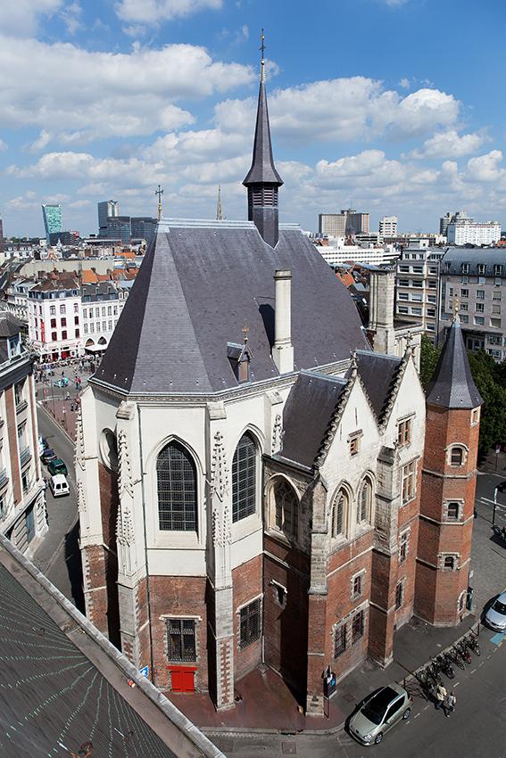Lille - Palais Rihour © Thomas Karges