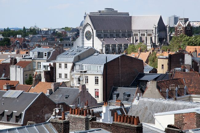 Lille - Panorama Notre Dame de la Treille © Thomas Karges