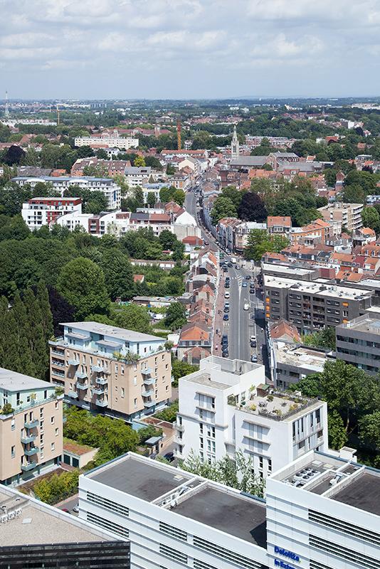 Lille - Panorama Saint-Maurice Pellevoisin © Thomas Karges