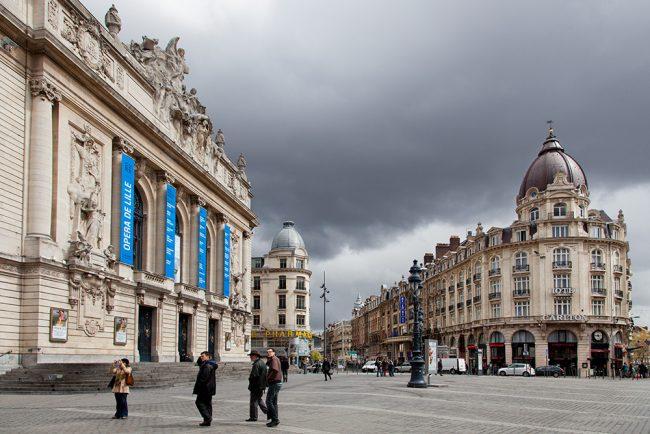 Lille - Place de l'Opéra © Thomas Karges