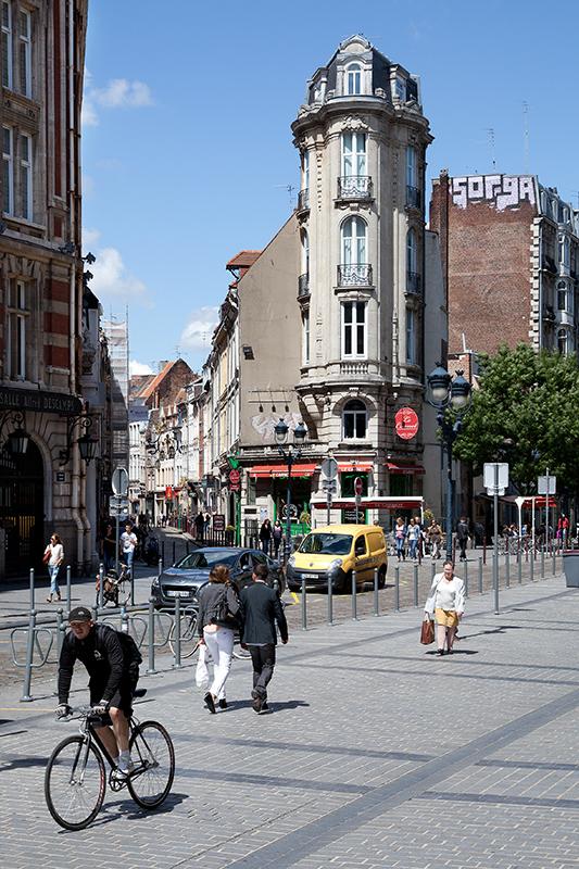 Lille - Rue de la Clef © Thomas Karges