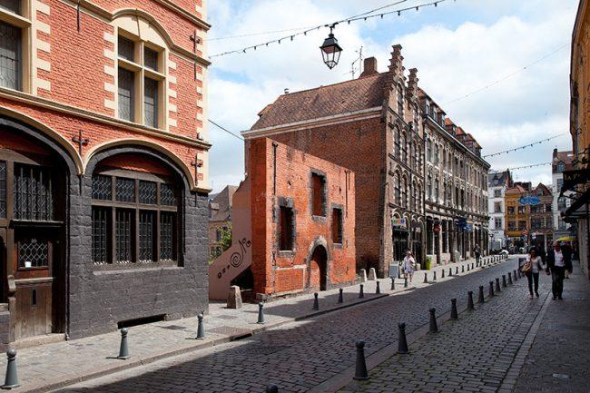 Lille - Rue de la Monnaie © Thomas Karges
