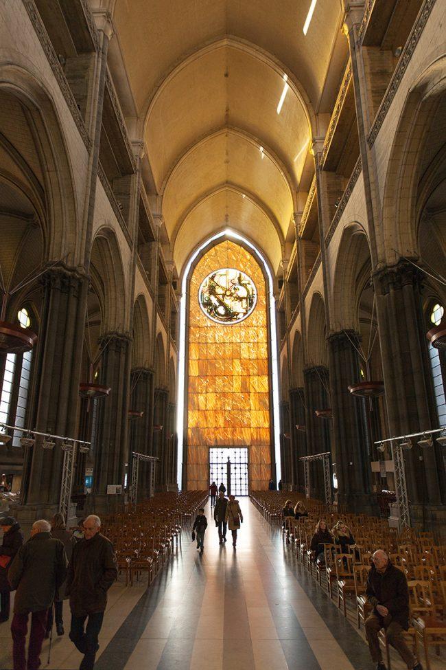 Lille - Cathédrale Notre-Dame de la Treille ©Thomas Karges