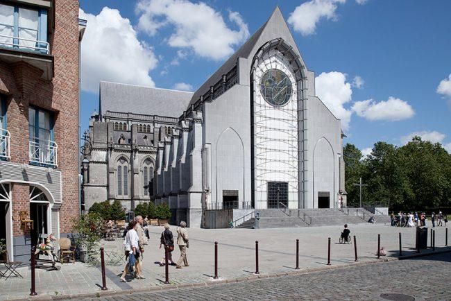 Lille - Cathédrale Notre-Dame de la Treille 02 ©Thomas Karges