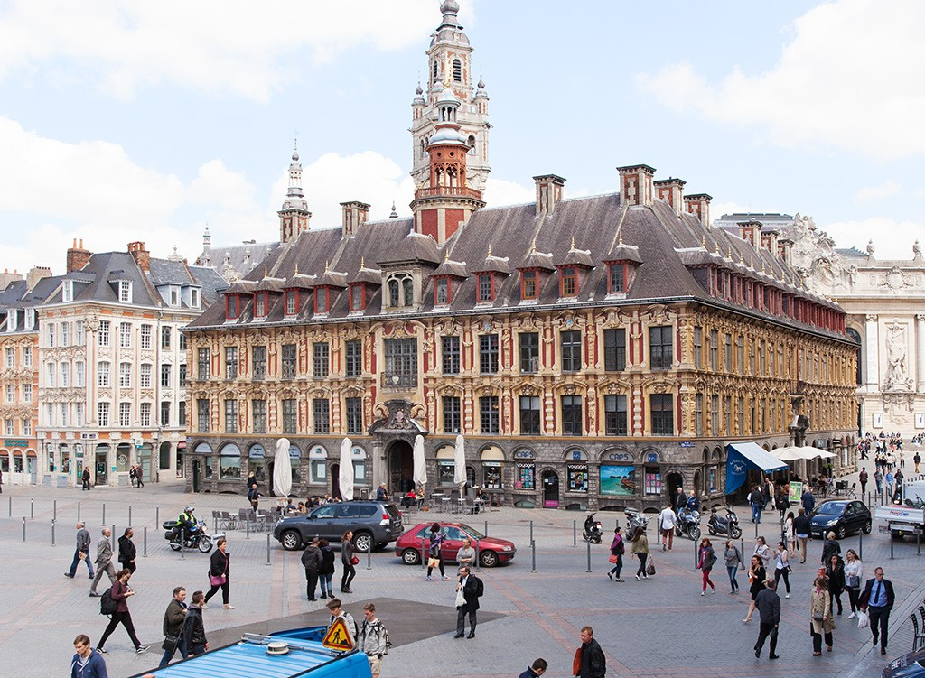 grand place vieille bourse
