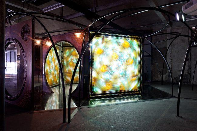 Philippe Decouflé / Compagnie DCA, Opticon10BisL'Hexaboite, Lille, Gare Saint-Sauveur, Lille 3000 ©Thomas Karges