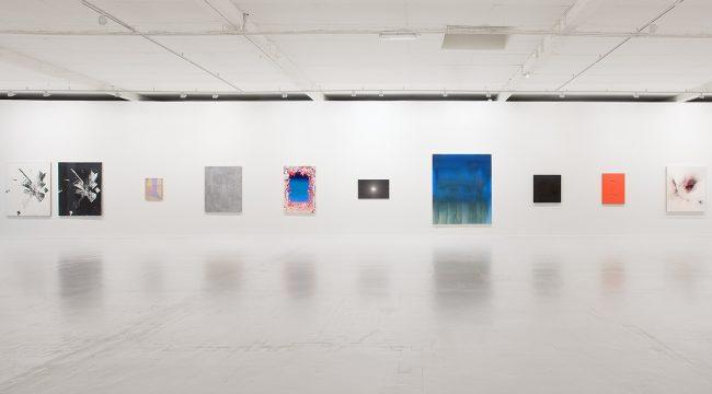 Salle des abstraits, Lille, Tri Postal, Lille 3000 ©Thomas Karges