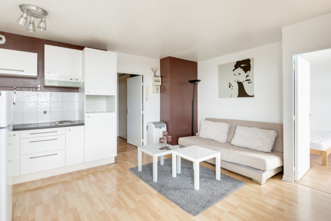 Photographie appartement Lille immobilier