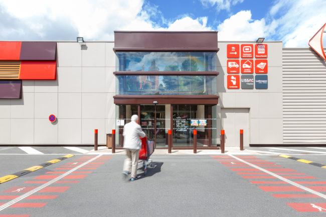 Photographie commerce magasin Carrefour Market Lille La Madeleine