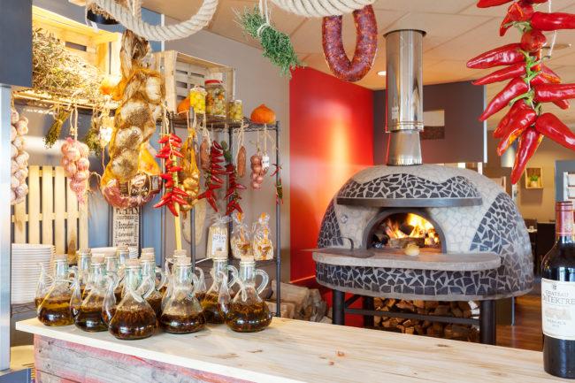 Photographie commerce restaurant Lambersart