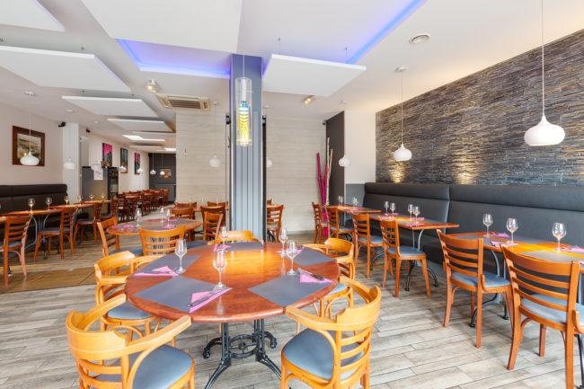 Photographie commerce restaurant Tournai