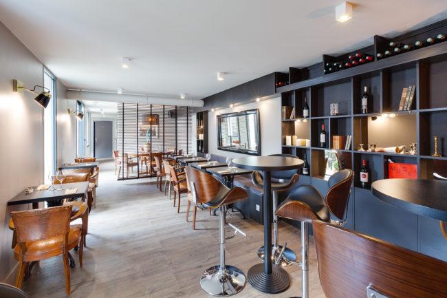 Photographie commerce restaurant Croix