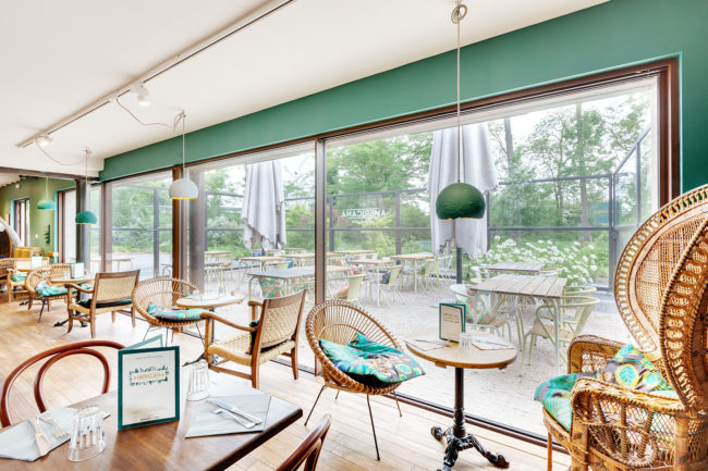 Photographie commerce restaurant Marcq-en-Baroeul