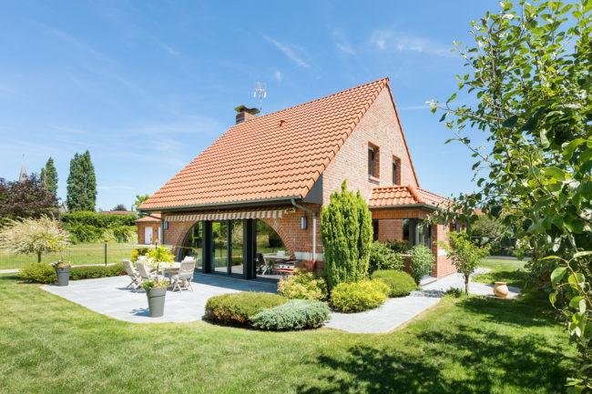 Photographie maison Louvil immobilier