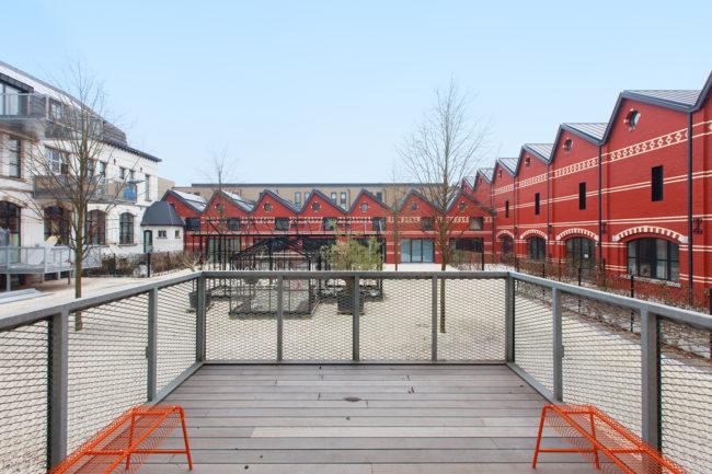 Photographie loft Tournai immobilier
